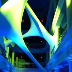 Art Direction Stage Design Events AV The Full Pike - Miami Design District 2013