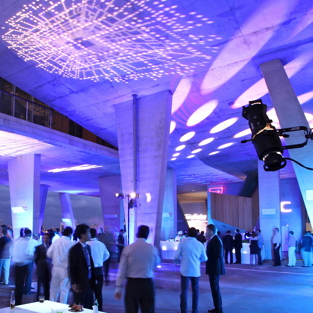 Event Production Design AV Lighting - Miami Beach FL 2014