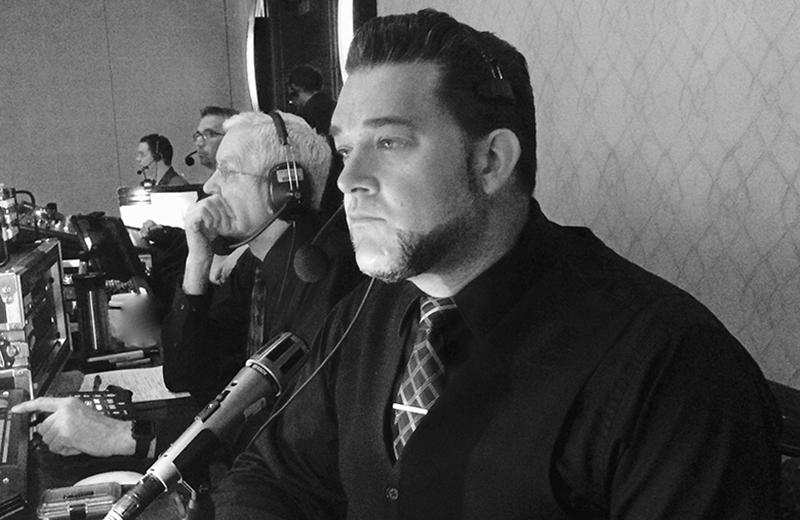 Event Management Production AV Show Caller, Announcer Felix Pike - San Antonio 2016