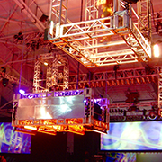 Special Event Production AV Lighting The Full Pike - Miami 2007